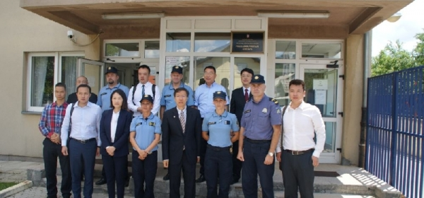 Kineski policijski službenici od danas obavljaju službu i u Nacionalnom parku Plitvička jezera