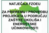 Fond za zaštitu okoliša objavio natječaje