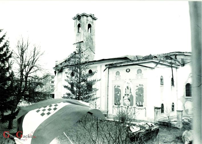 Da se prisjetimo - na današnji dan zapaljena crkva Presvetog Trojstva