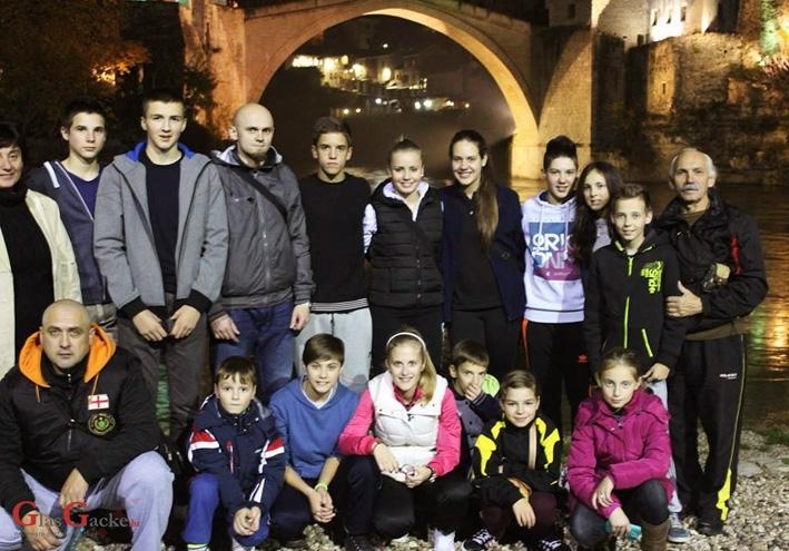 Kadeti TK Gacka prvi u Mostaru