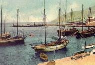 Senj u slikama - VI.dio - Senjska luka - jedrenjaci i parobrodi