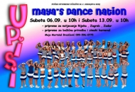 "Maya""s Dance Nation vrši upis novih članica"