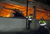 Jučer gorjela tvornica u Udbini