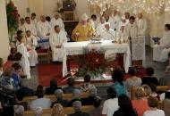 Zlatna misa biskupa Bogovića u Slunju