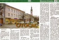 Otočac i Discover Croatia