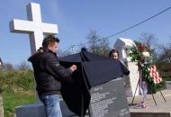 U Švici otkrivena spomen ploča poginulima hrvatskim braniteljima