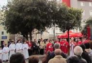 Procesija i sveta misa u Senju