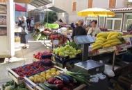 Senjska tržnica živnula