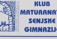Obavijest Kluba maturanata Senjske gimnazije