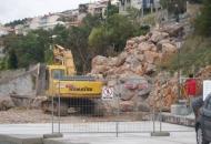 Nastavak izgradnje plaže i šetnice
