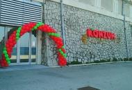 Otvoren Konzumov market