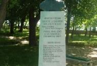 Park senjskih pjesnika (Silvije Strahimir Kranjčević)