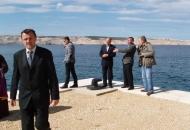 Otvoreno rekonstruirano trajektno pristanište Prizna