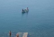 Prvi kupači na senjskim plažama