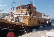 Brod Leonora jednom tjedno u Senju