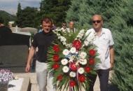 Vijenci i cvijeće za sve poginule branitelje