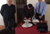 Primopredaja senjske zgrade bivšeg sjemeništa na Cilnici