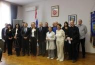 Rotary klub Zagreb i Hrvatska poštanska banka donirali 60 računala školama na području Županije