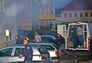 U PP Otočac privedeno 110 pripadnika BBB i Torcide