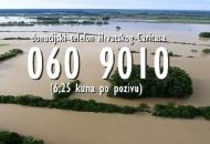 Poziv na pomoć poplavljenima i upute