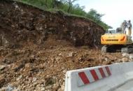 Proširenje ceste na ulazu u Senj