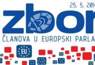 Zbirna kandidacijska lista za provedbu izbora za EP 2014.