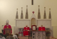 Veliki petak u senjskoj katedrali
