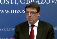 Radni posjet ministra Jovanovića Veleučilištu u Gospiću