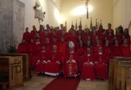 Krizma u senjskoj katedrali