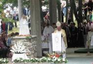 Slavlje u svetištu Majke Božje od Krasna