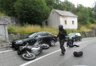 Pretjecao na punoj crti -motorom u BMW