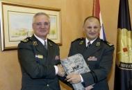 General Ostović – novi zapovjednik Hrvatske kopnene vojske