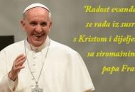 Poruka pape Franje za Svjetski misijski dan 2014.