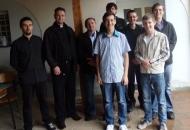 Svećenički kandidati u Otočkom dekanatu