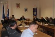 Župan Kolić na radnom sastanku s predstavnicima Hrvatskog centra za razminiravanje