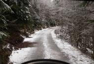 Na Zavižanu pao snijeg