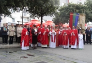 Sveti Juraj zaštitnik je grada Senja i drevne senjske biskupije.