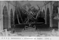 """Izložba - """"Razaranje senjske katedrale Uznesenja BDM u II.svjetskom ratu"""""""