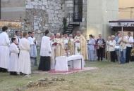 Tijelovo u senjskoj katedrali