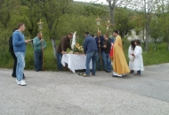 Proslava Gospe Fatimske na Vratniku