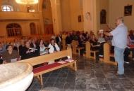 Pripreme udruženog zbora Gospićko-senjske biskupije za Udbinu