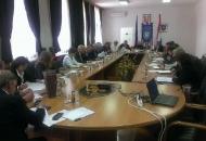 31. sjednica Izvršnog odbora Hrvatske zajednice županija održana jučer u Gospiću