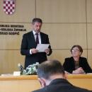 """Župan Kolić:Srednja škola Otočac dobiti će ostatak novaca od prodaje dvorane""""Partizan"""""""