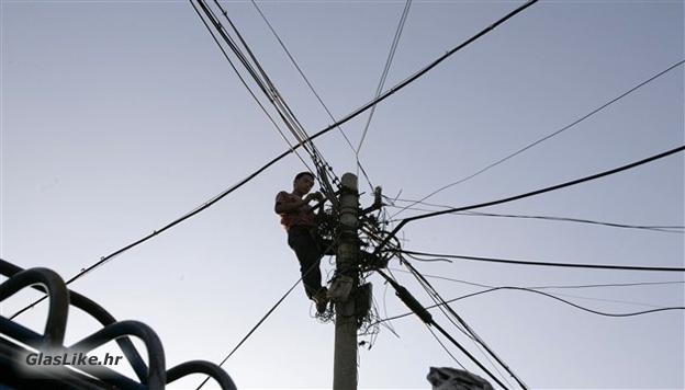 Tko je u petak bez struje?
