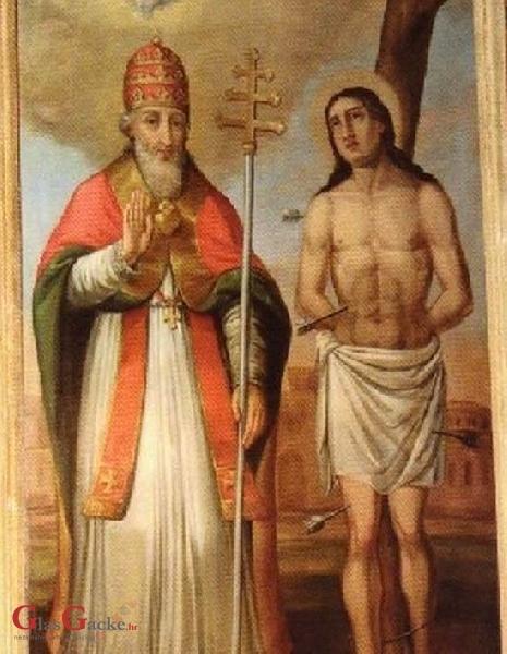 Program proslave blagdana sv. Fabijana i Sebastijana