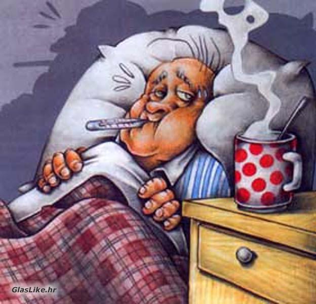 Stigla gripa i u Ličko-senjsku županiju