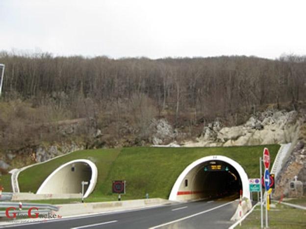 Ograničenje prometa zbog jake bure