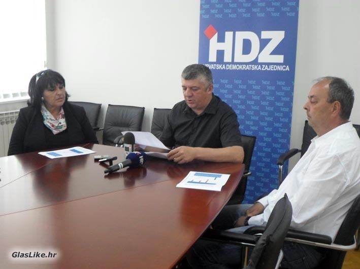 "Gospićki HDZ ""pomeo"" konkurenciju"