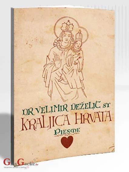 """U nedjelju večer promocija knjige """"Kraljica Hrvata"""""""