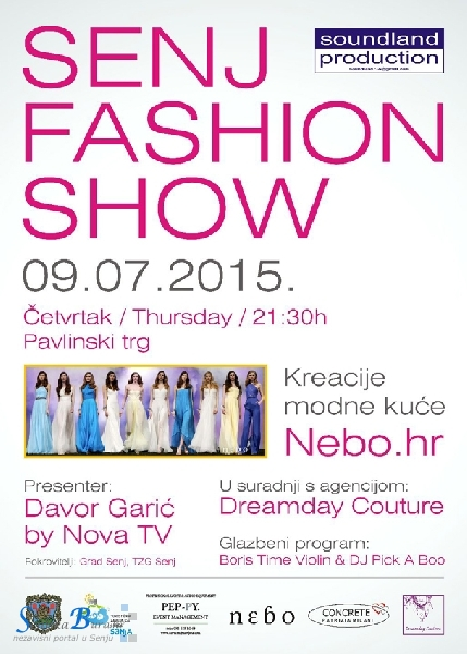 Senj Fashion Show